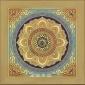 大雄宝殿天花板   中式禅堂装修   寺庙吊顶古建彩绘图案