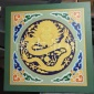 道教双面龙天花板   藏传佛教用品   地方神庙装修装饰